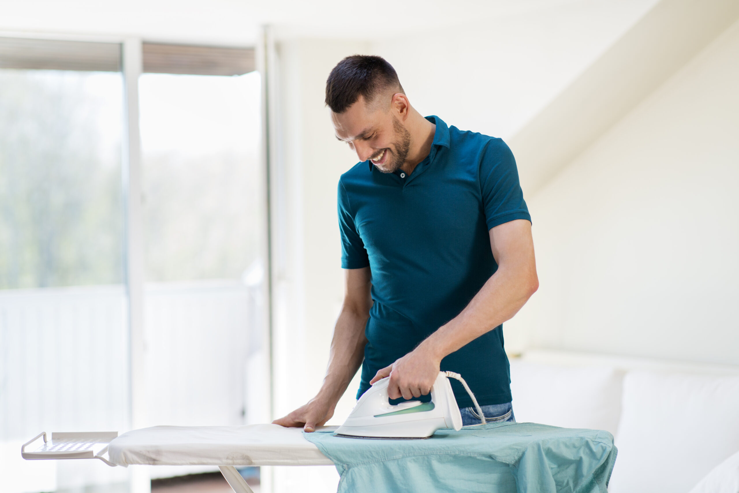 Would you wash and iron a shirt for a nickel?